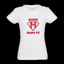 """Marškinėliai """"Super Mamytė"""""""