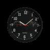 Laikrodis su temperatūros ir drėgmės davikliais