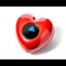 Magiška širdelė - pozos