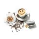 Kavos dekoravimo rinkinys