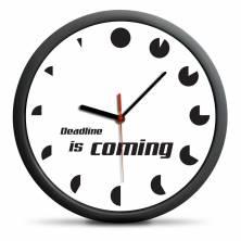 """Laikrodis """"Deadline"""" artėja"""