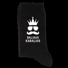 """Kojinės """"Baliaus karalius"""""""