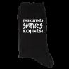 Paskutinės švarios kojinės