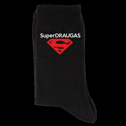 """Kojinės """"Super Draugas"""""""
