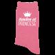 """Kojinės """"Šiandien aš princesė"""""""