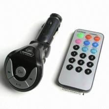 FM moduliatorius, siųstuvas - MP3 skaitytuvas