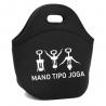 """Pietų krepšys """"Mano tipo joga"""""""