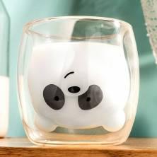 Stiklinė PANDA