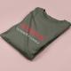 """Marškinėliai """"Atsargiai - moteriška logika"""""""