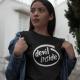 "Marškinėliai ""Devil inside"""