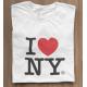 """Marškinėliai """"I love New York"""""""