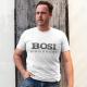 """Marškinėliai """"Bosi Hugobosi"""""""