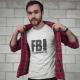 """Marškinėliai """"FBI"""""""