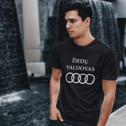"""Marškinėliai """"Žiedų valdovas"""""""