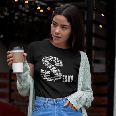 """Marškinėliai """"Sesuo"""""""