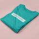 """Marškinėliai """"Nenervuok"""""""