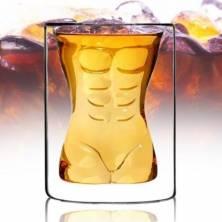 Nuogas puodelis - vyriškis