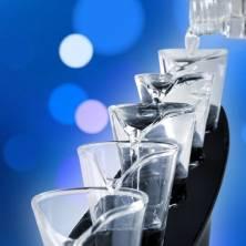 """""""Domino"""" stikliukų rinkinys"""
