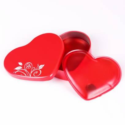 Širdelės formos šildyklės