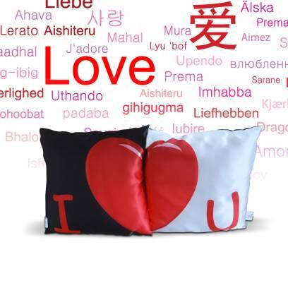 Romantiški pagalvių užvalkalai