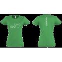 """Mot. marškinėliai """"Aš myliu Lietuvą"""""""