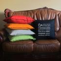pagalvės kuriančios namų jaukumą